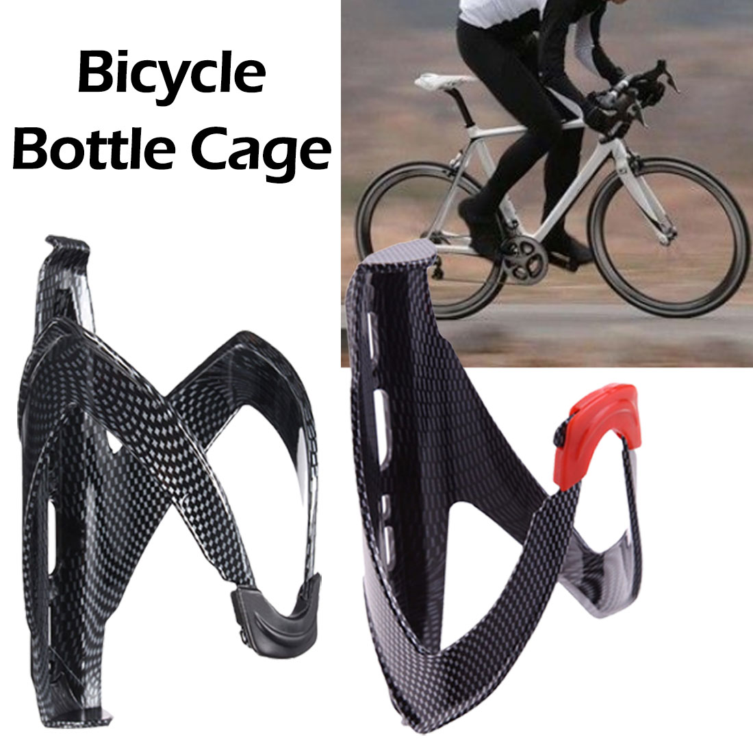 Mountain Road Bike Bottle Holder Cycling Bottle Cage Bicycle MTB Accessories