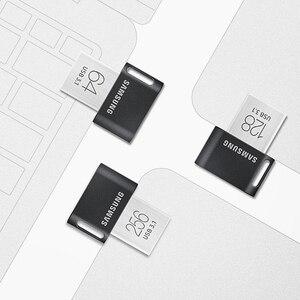 Image 4 - Hàng Chính Hãng Samsung USB 3.1 Pendrive 32GB 64GB 200 MB/giây Memoria Usb 3.0 Flash 128GB 256GB 300 Mb/giây Mini Đĩa USB Thẻ Nhớ
