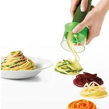 DIY кухня для овощей и фруктов спиральная слайсер Spiralizer терки кухонный инструмент гаджет кабачки Паста Лапша спагетти производитель