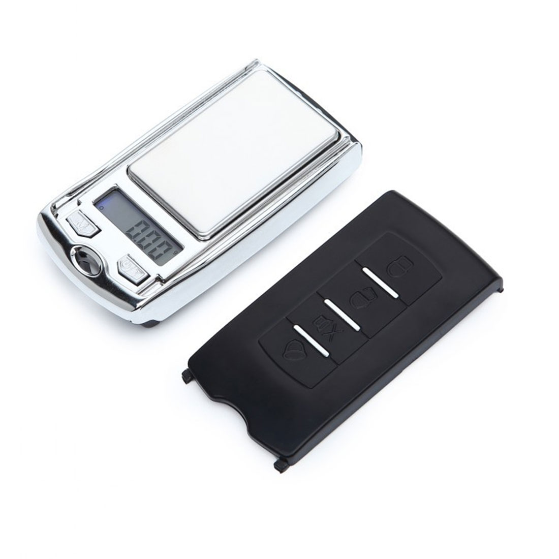 mini LCD Electronic Digital Pocket Scale 100g*0.01g Jewelry Gold Weighting Gram balance Weight Scales small as car key