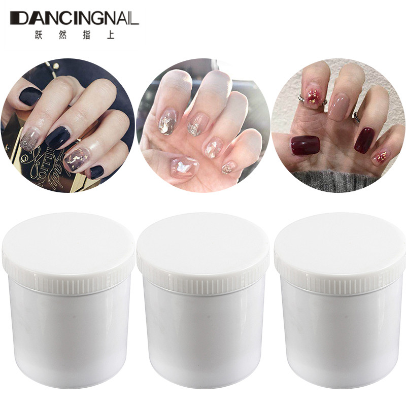 1KG Professional Clear Phototherapy Nail Glue Gel UV Builder Manicure Tools Adhesive Glue Nails Art Tip Glue For Nail Decoration
