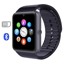 Bluetooth Smart Watch Phone Android Watch with Camera and SIM Card Slot