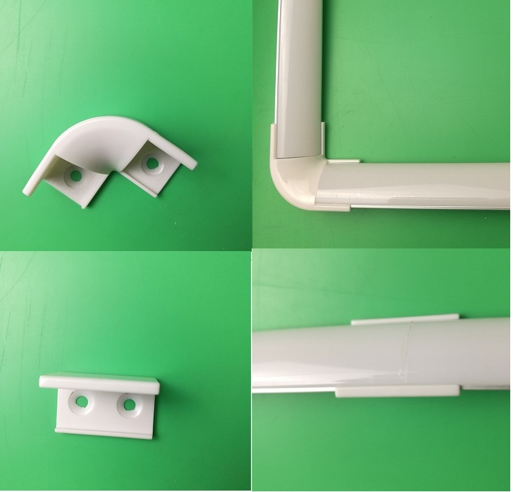 High Quality 1m led aluminum profile