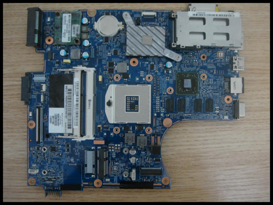 Free shipping ! 100% tested 598668-001 for HP 4520S 4720S laptop motherboard with for Intel chipset, Fully Functional Tested centek ct 1317