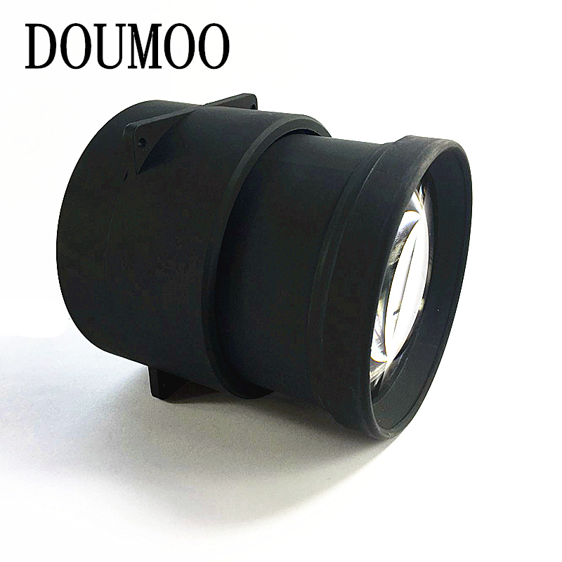 F=210 mm LED projector universal high-definition glass optical lens DIY projector repair accessories 5 lenses for 7 inch