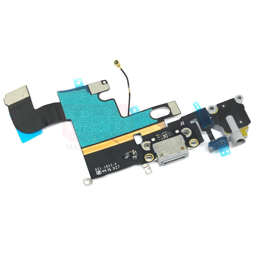 Us 8 79 Original Headphone Jack With Lightning Connector Flex Cable Replacement For Iphone 6 6g 4 7 Inch Free Shipping In Mobile Phone Cables
