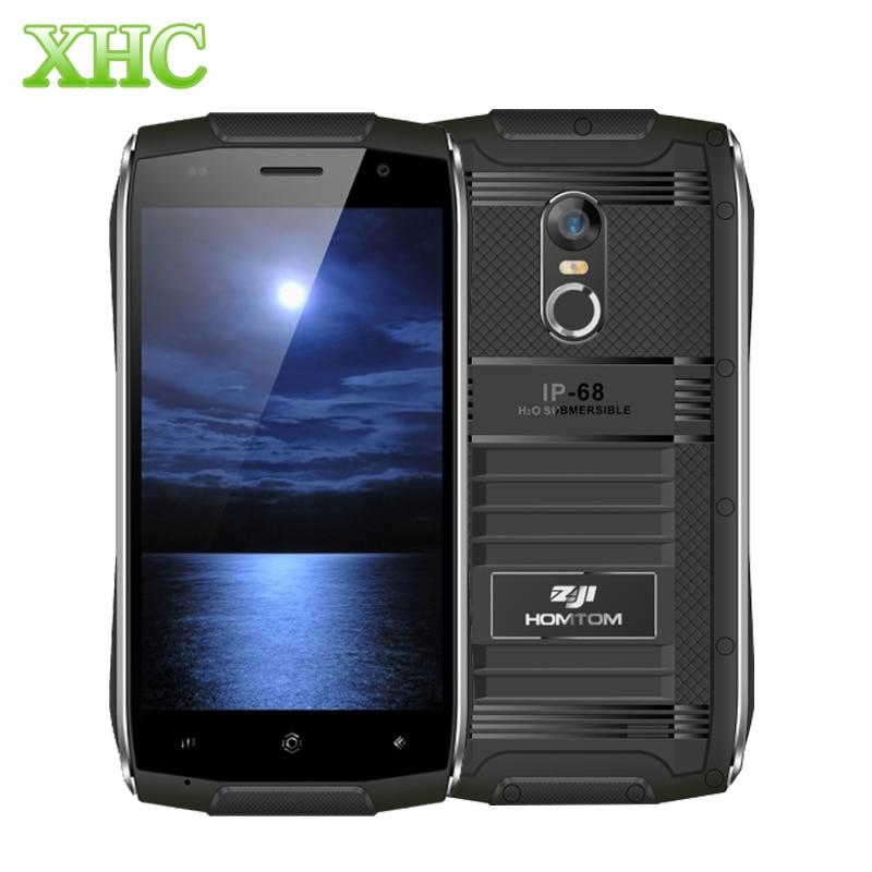 HOMTOM ZOJI Z6 IP68 Waterproof Mobile Phone WCDMA 3G 1280 x 720 pixels 4 7 Android