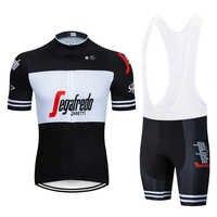 2020 Trekking Cycling Jersey Set Men's Summer Style Short Sleeve Cycling Clothing Sportswear Outdoor Mtb Ropa Ciclismo Bike Wear