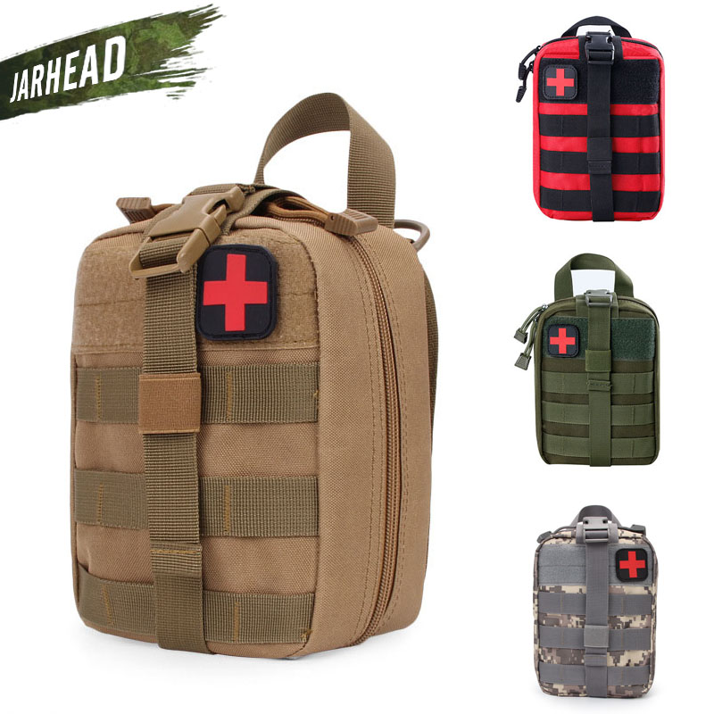 US $10 63 55% OFF|Outdoor Tactical EMT Climbing Rescue Bag Medical  Emergency IFAK Bag Camouflage First Aid Kit Molle Accessory (15*21*11cm)-in  Hunting