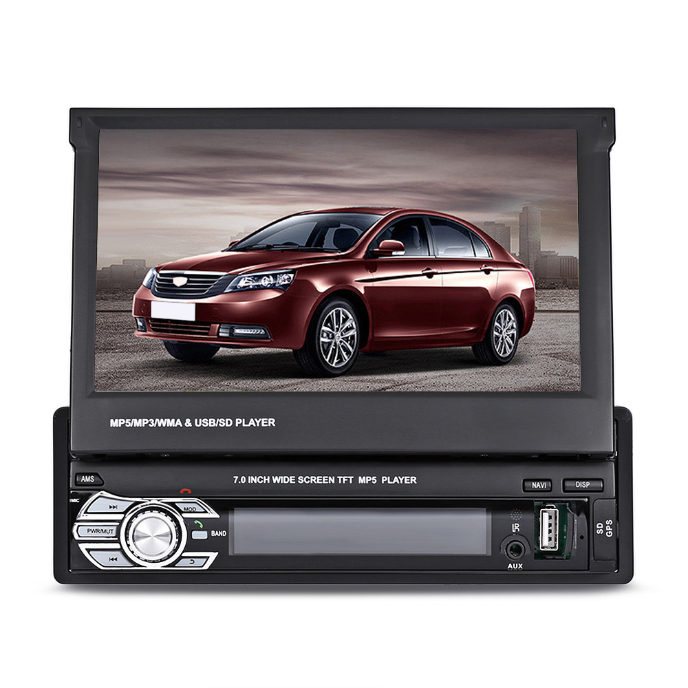 7021g 7 Car Mp5 Multimedia Video Player Touch Screen - Year of Clean