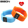 ID100 Smart Wristband Heart Rate Monitor Fitness Bracelet Activity Tracker Smart Band for IOS Android pk ID 107 ID107 fitbits
