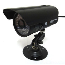1/4 «420TVL CMOS Погодостойкая Цвет видеонаблюдения Открытый безопасности Камера 36leds D/N