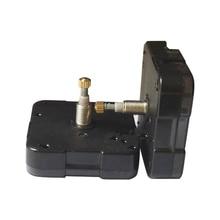12888 Clock Accessory Quartz Movement 11mm Screw Length Plastic Sweep Movement DIY Clock Kits Without hands недорого