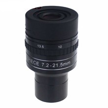 Promo offer 7.2-21.5mm 1.25Inch Zoom Eyepiece for Telescope Higher Quality Premeier astronomic telescopio  telescope monocular binocular