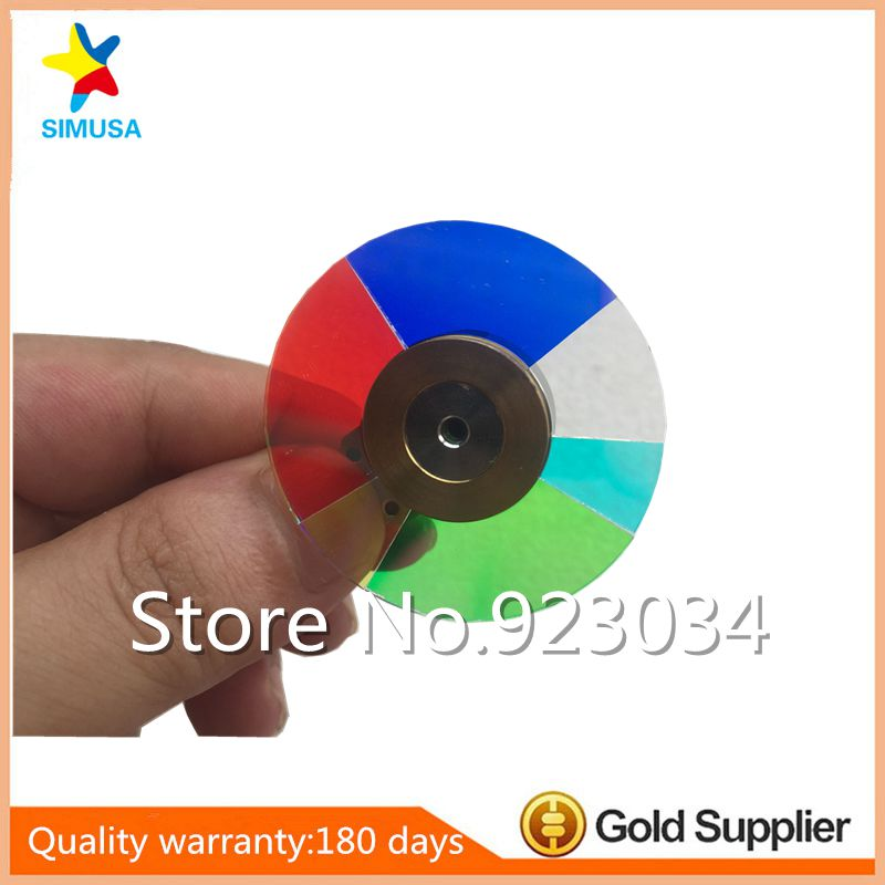 Wholesale Projector Color Wheel for Acer P7280 Free shipping