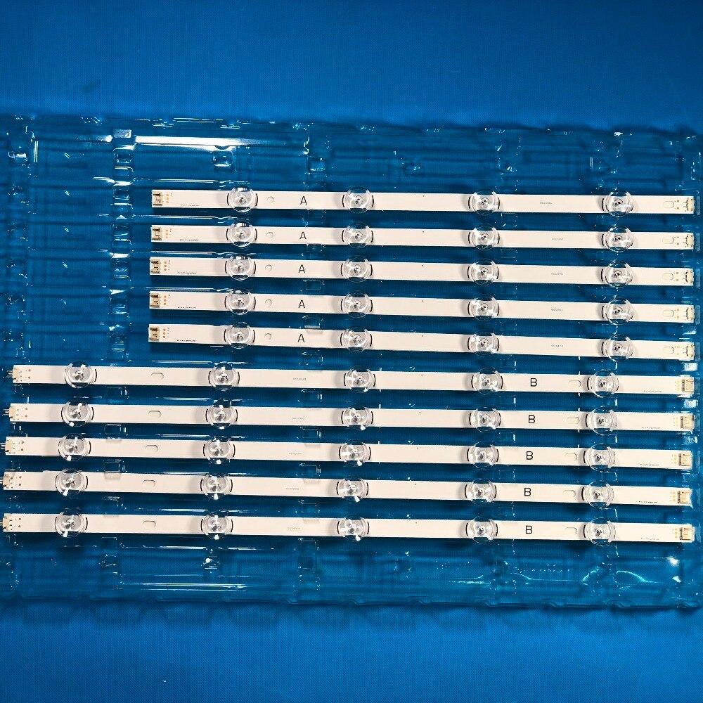 """LED Backlight strip For LG 49LB620V Innotek DRT 3.0 49"""" A B 49LB552 49LB629V 6916L 1788A 6916L 1789A 49LF620V 49UF6430-in LED Bar Lights from Lights & Lighting"""