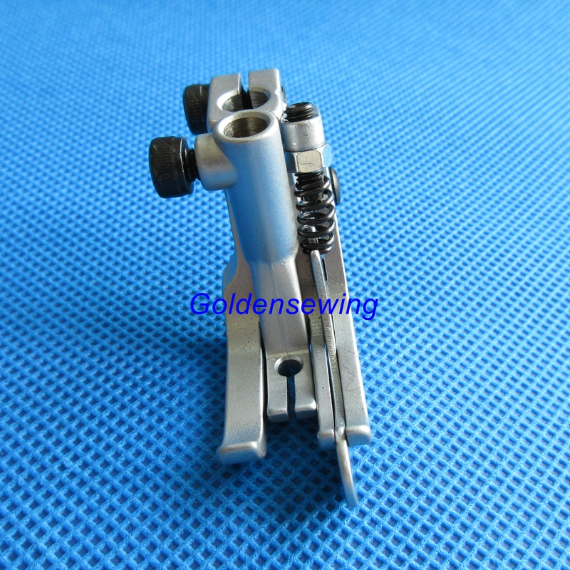 GR367-4 (5/32) Presser Foot W/ Spring Edge Guide For Durkopp Adler 367,467 767