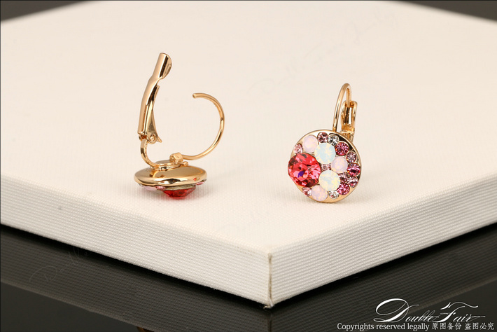 Aliexpresscom Buy Design Exaggerated Crystal Vintage Earrings
