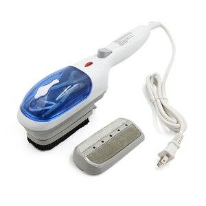 Image 1 - 800 W החדש שטוח חם לתלות חם יד כף לתלות חם נסיעות נייד קיטור חשמלי ברזל ביתי קיטור גיהוץ מברשת