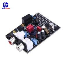 Módulo de placa de som áudio de alta fidelidade dac pcm5102 i2s interface 384 khz led indicador para raspberry pi/2/3/b + módulo arduino