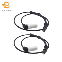 2PCS SSW100090 4410328530 ABS WHEEL SPEED SENSOR REAR LEFT RIGHT FOR LAND ROVER FREELANDER 2 0