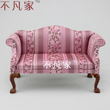 1/6 scale BJD furniture gorgeous handmade grand sofa for AZONE
