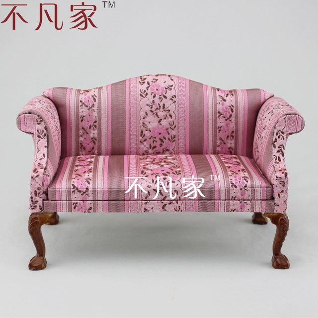 1/6 scale BJD furniture gorgeous handmade grand sofa for AZONE-in ...