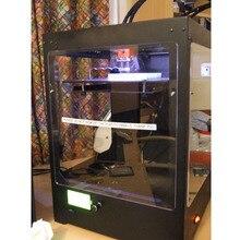 Free Shipping DM01 Single Extruder 250*250*300mm CreatBot 3D Printer Large Metal Frame Desktop 3d printer FDM Dual Extruder