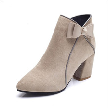 Shoes Woman  New Casual Summer Ladies Fashion Pointed Toe Low Heel Shoes Women Shoes Slip On Soft Leather Shoes new arrival square heel sexy shoes women fashion flock shoes pointed toe casual slip on height shoes for woman spring shoes