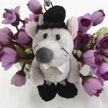 Plush stuffed animal toys  New Lions bees sheep  bear  variety of animals  pendant  key ring  gifts  mixed wholesale