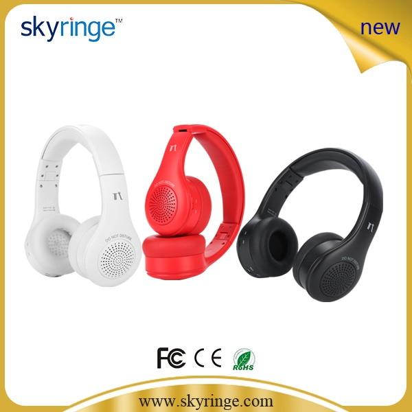 ФОТО Portable HIFI Audio Wireless Bluetooth V4.1 Headphone For Sports Music With MIC Speaker Headset