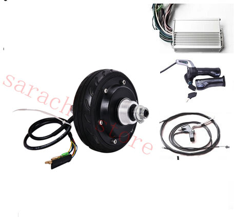 5 250W 48V electric scooters hub motor , electric skateboard motor , two wheel electric scooter hub motor