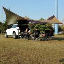 large space waterproof ultralight sun shelter bivvy awning shade tarp pergola camping sunshade gazebo waterproof awning canopy - Large Canopy 2015
