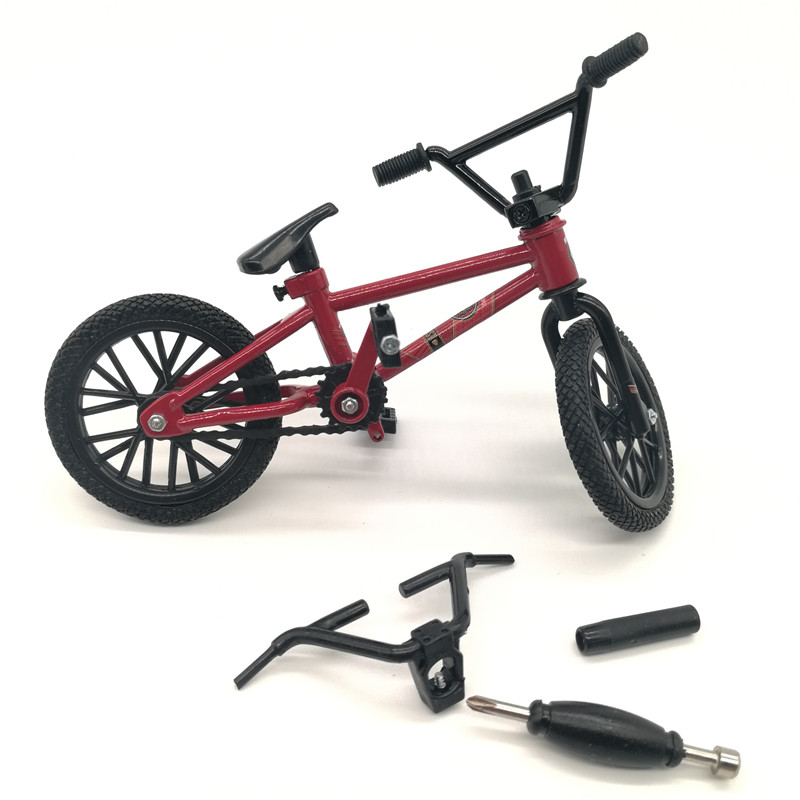 Wethepeople S&M Mini Finger BMX Bicycle Tech-Deck Flick Trix Finger Bikes Toys BMX Model Bike Toys For Kids