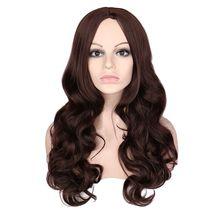 Women Long Wavy Wig