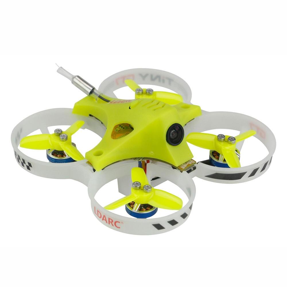 KINGKONG/LDARC TINY GT7 2019 V2 2S FPV Racing Drone Betaflight F3 10A Blheli_S 800TVL Cam 5.8G 25mW VTX 2S - Without receiverKINGKONG/LDARC TINY GT7 2019 V2 2S FPV Racing Drone Betaflight F3 10A Blheli_S 800TVL Cam 5.8G 25mW VTX 2S - Without receiver