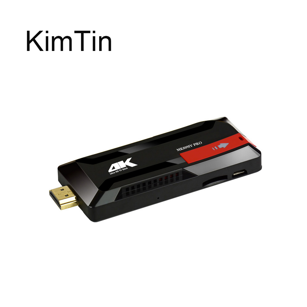 цена на Newest KimTin RK3229 Quad core A9 Mini PC TV Dongle 2GB DDR3 16GB ROM Android 5.1 Bluetooth 2.4G Wifi 4k H.265 Google TV BOX