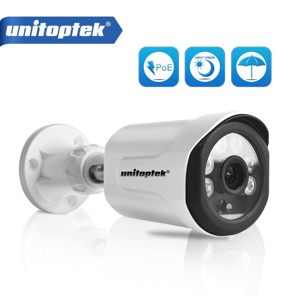 Bullet IP Caméra 1080 p 4MP 5MP Étanche IP66 Onvif P2P Détection de Mouvement RTSP 48 v POE En Option de Surveillance CCTV caméra Extérieure