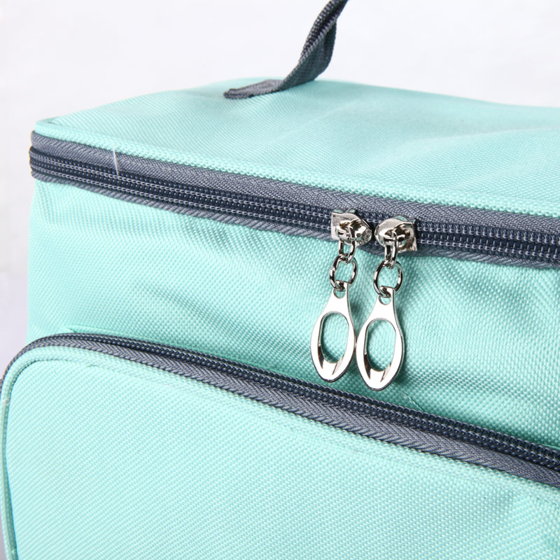 Adult Lunch box Cooler Bag Ladies insulated Food Picnic Cooling Bag Large Portable Backpack lunchboxes for boys men