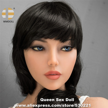 WMDOLL Top Quality #262 Realistic Oral Sex Heads For Silicone Sexy Doll Real Size Love Dolls Head Oral Sexy Toys For Men