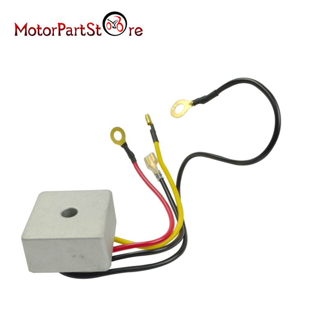 hight resolution of voltage regulator rectifier for club car gas golf cart ds 92 07 precedent 96 07 in motorbike ingition from automobiles motorcycles on aliexpress com
