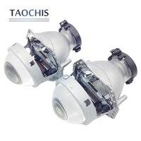 10 X Pairs TAOCHIS Hella 5 Projector Lens Car Styling Aluminum 3 0 Inch Head Lamp