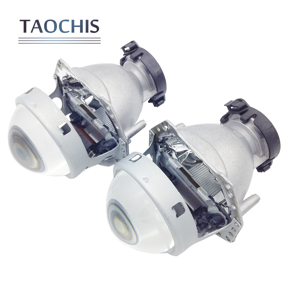 10 X Pairs TAOCHIS Hella 5 Projector Lens Car Styling Aluminum 3 0 Inch Head Lamp