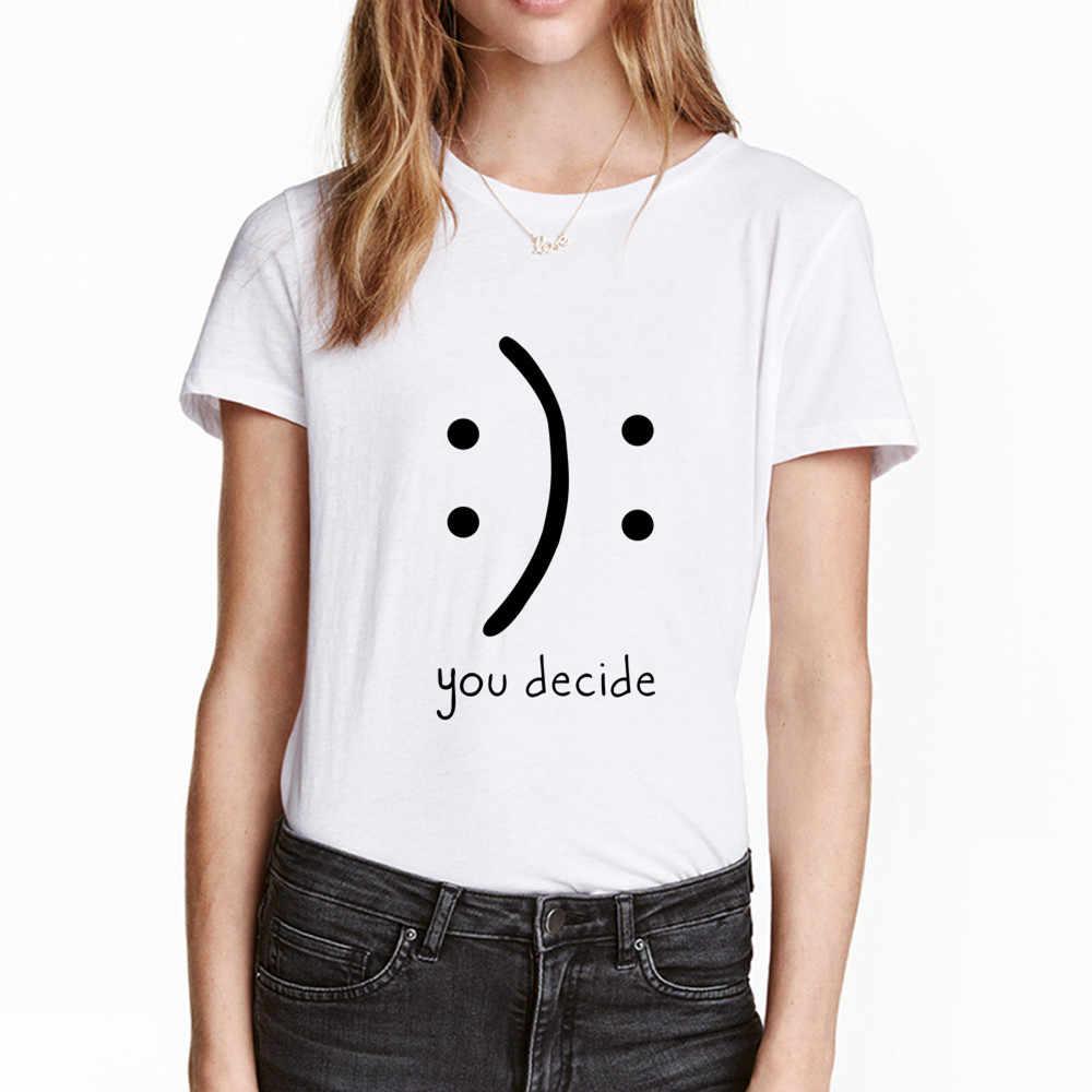 Друзья ТВ блузки женские Harajuku короткий рукав белый Принт письмо сорочка Femme Blusas Женская мода футболка повседневные женские рубашки