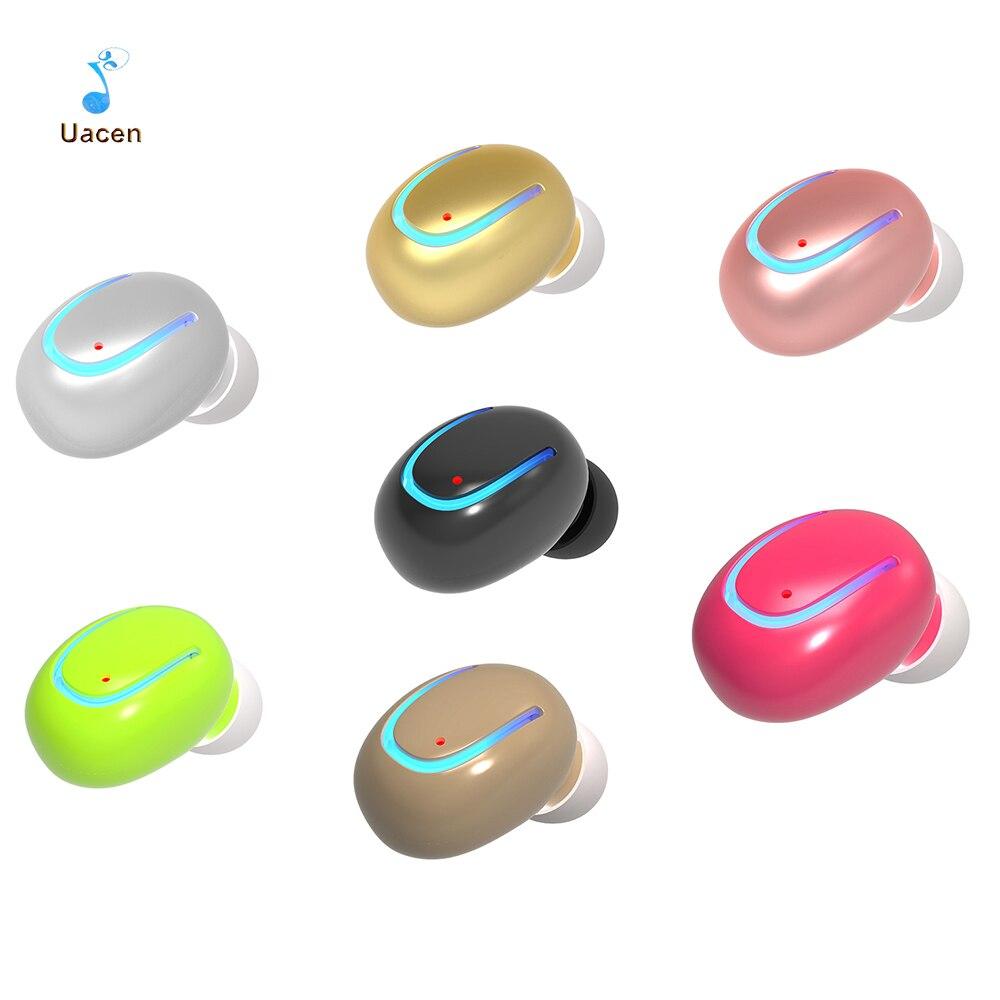 Mini Q13 Headset Bluetooth Headphones Wireless Earphone Music Ear Buds Earpiece With Mic for iPhone Samung Huawei Xiaomi