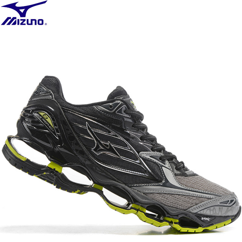 MIZUNO WAVE Prophecy 6 professional Men Shoes sneakers running shoes Outdoor Air Cushioning Weightlifting Shoes  Size 40-45MIZUNO WAVE Prophecy 6 professional Men Shoes sneakers running shoes Outdoor Air Cushioning Weightlifting Shoes  Size 40-45