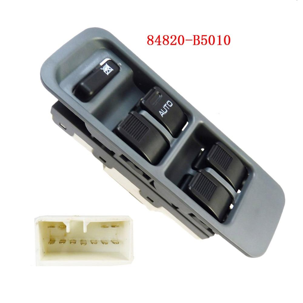 84820 b5010 power master window control switch 84820 87401. Black Bedroom Furniture Sets. Home Design Ideas