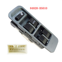 84820 B5010 Power Master Window Control Switch 84820 87401 For Daihatsu Gran Move Terios Sirion YRV 4 Door 1996 2016