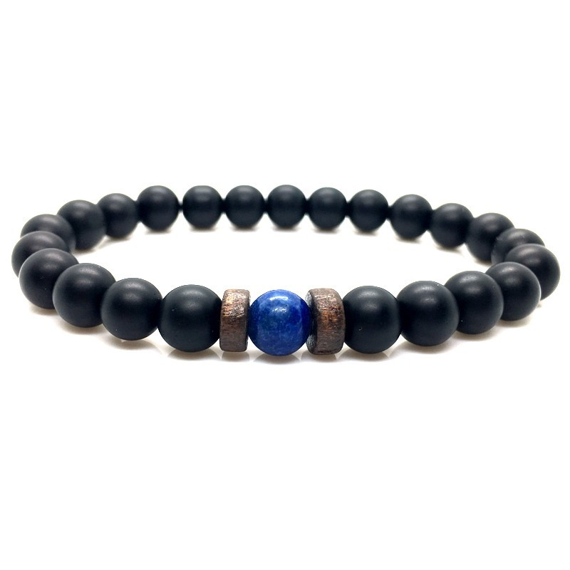 Moonstone Bead Bracelet For Men And Women