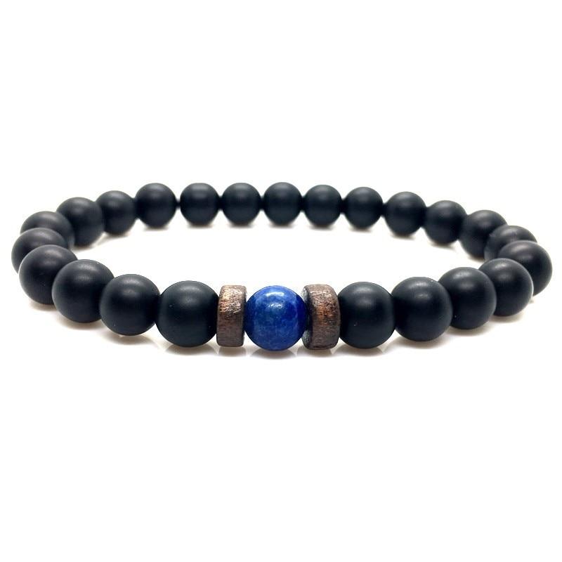 Moonstone Bead Bracelet For Men And Women